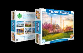 Пазл TILMIZ 60 деталей: Мечеть «Сердце Чечни»