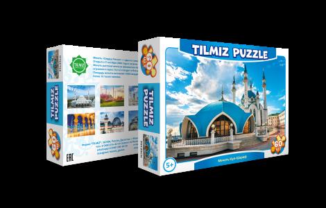Пазл TILMIZ 60 деталей: «Мечеть Кул-Шариф»