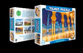 Пазл TILMIZ 60 деталей: Мечеть шейха Зайда (Абу-Даби)