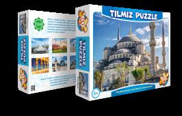 Пазл TILMIZ 60 деталей: Голубая мечеть